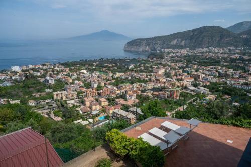 Residencia de 1 habitación en Sorrento