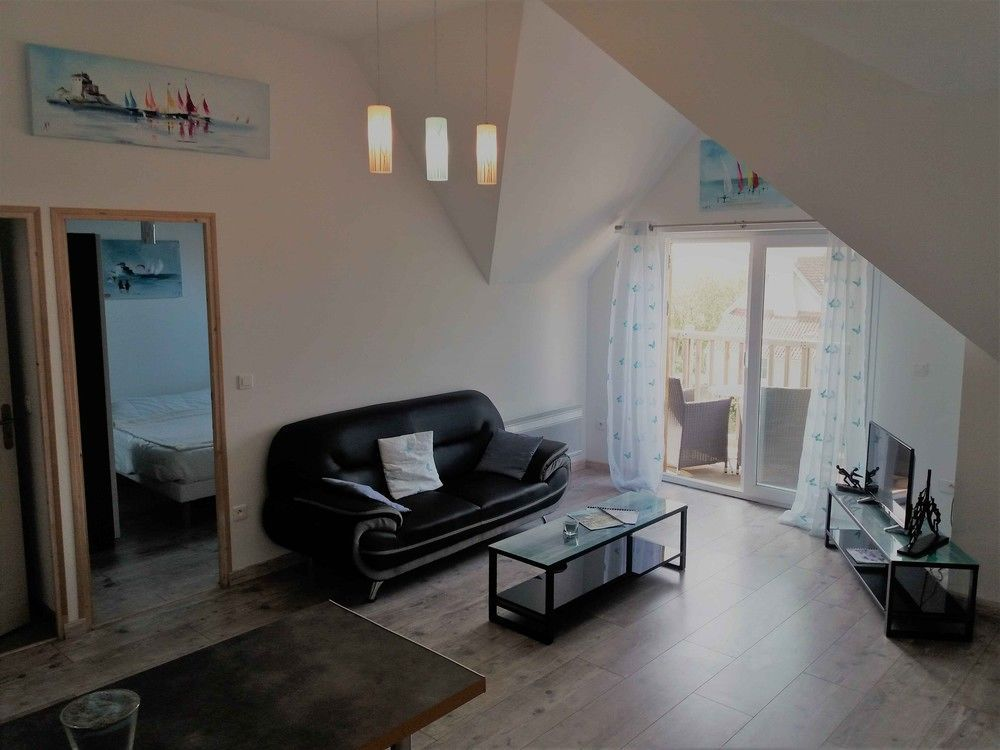Attraktives Apartment in Boulogne-sur-mer