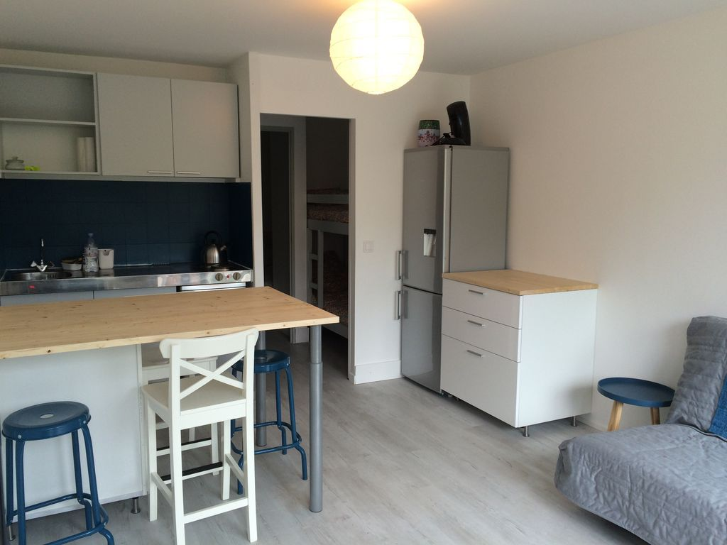 Apartamento en Palavas-les-flots de 1 habitación