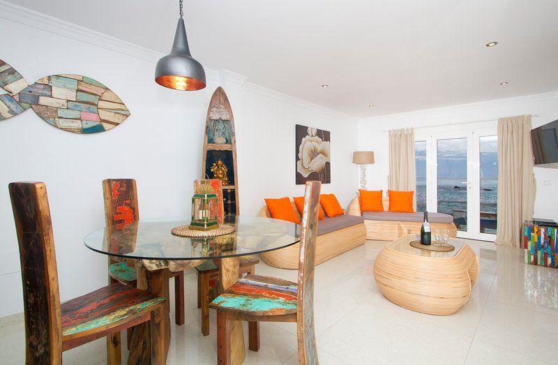 Equipado apartamento en Punta mujeres