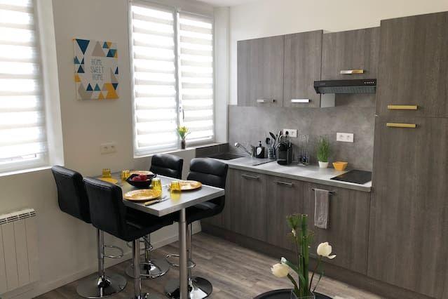 Wohnung auf 22 m² in Saint-omer