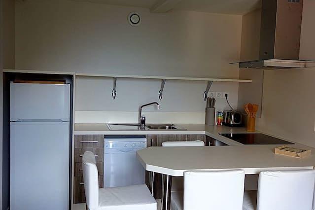 Maravilloso alojamiento de 1 habitación