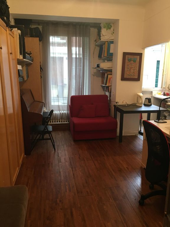 Appartement bien équipé de 1 chambre