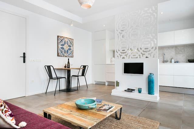Hébergement charmant de 40 m²