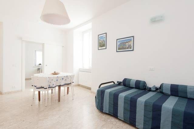 Alojamiento para 7 huéspedes en Corniglia