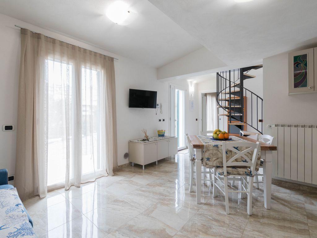 Equipada residencia de 65 m²