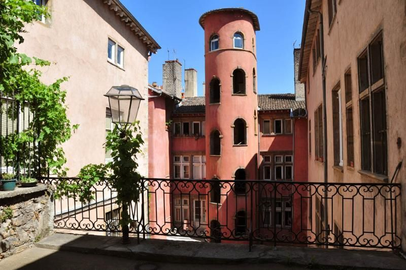 Hébergement à Lyon pour 2 personnes