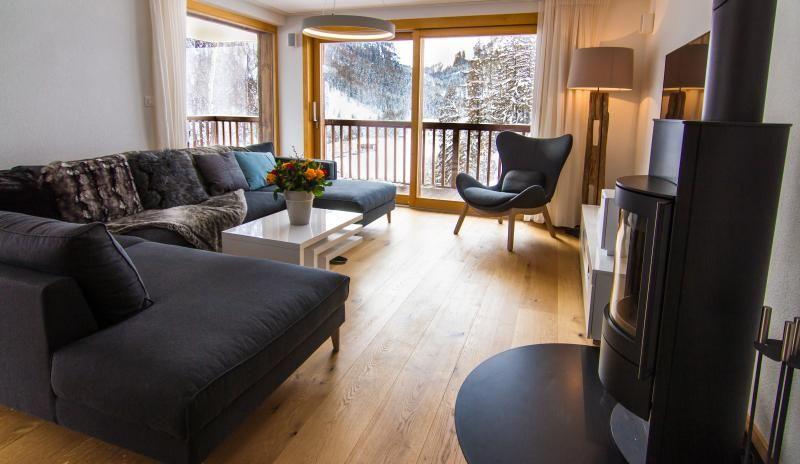 Maravilloso apartamento en Grimentz