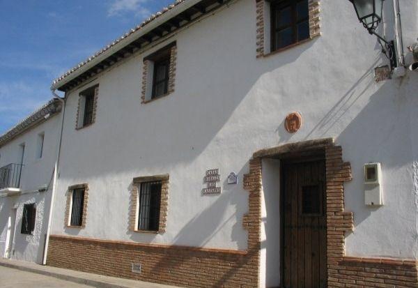 Residencia para 8 huéspedes en Jerez del marquesado