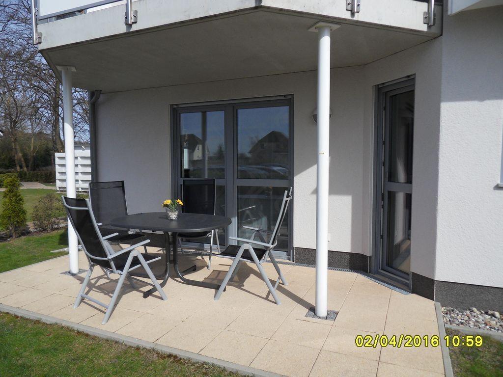 Ferienwohnung mit 3 Zimmern in Zinnowitz