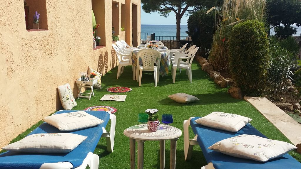 Excepcional alojamiento en Costa brava para 10 personas