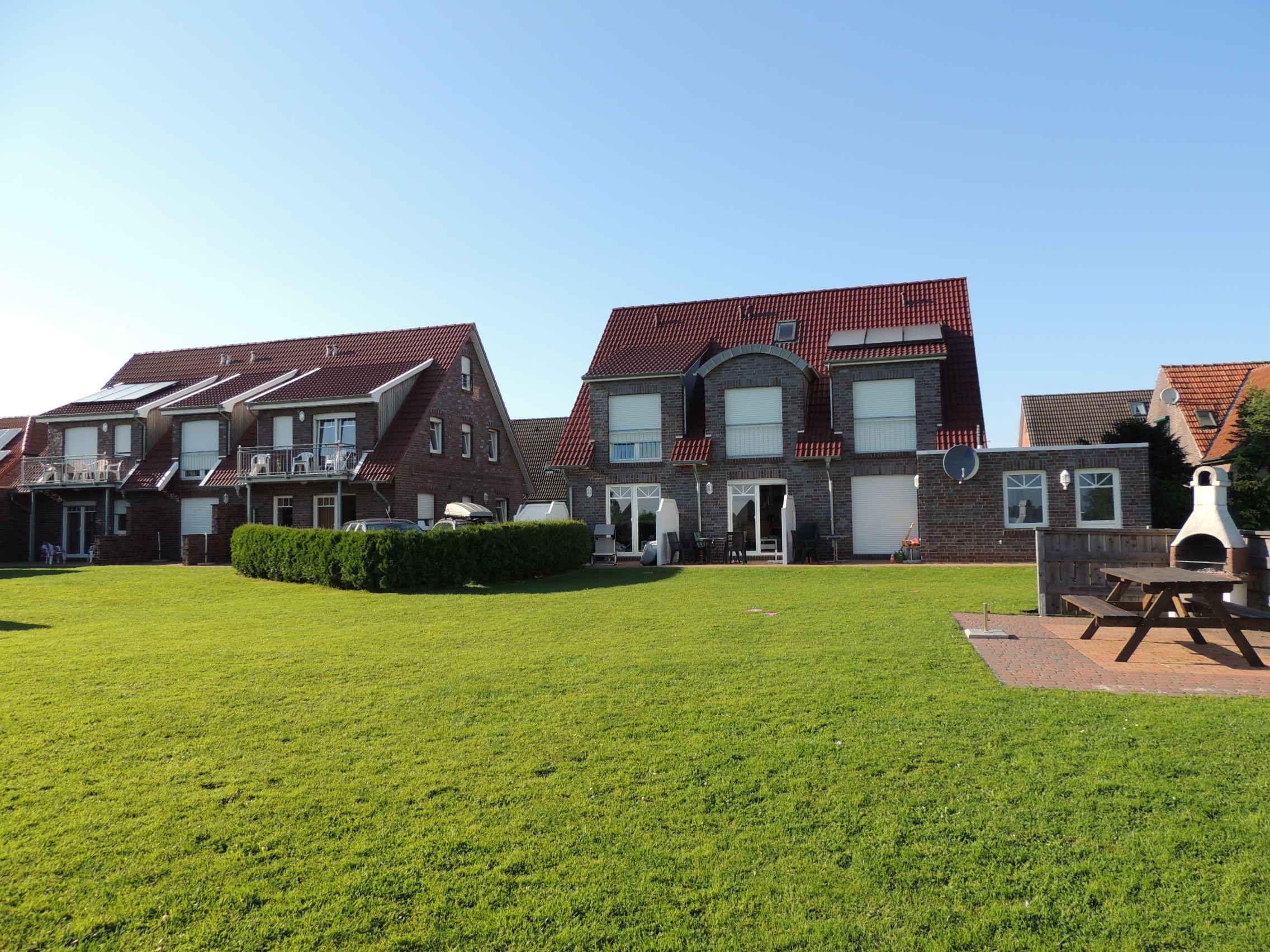 Alojamiento en Werdum para 5 huéspedes