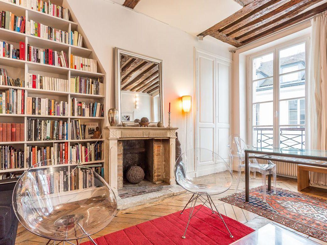 apartamento librería 1