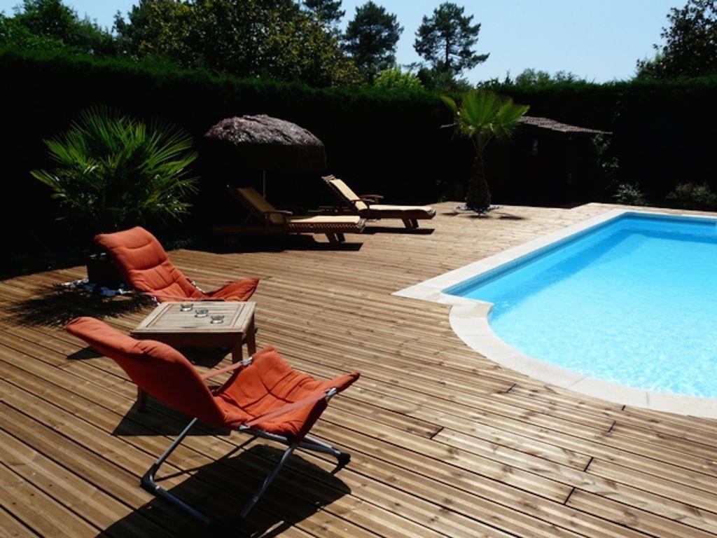 Vivienda con piscina de 4 habitaciones