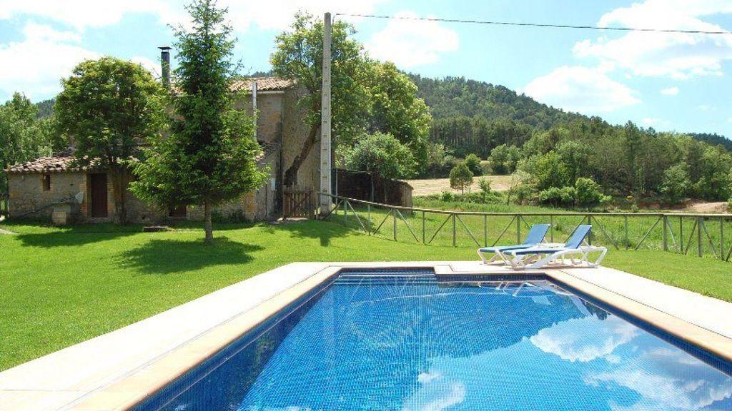 Residencia de 5 habitaciones con piscina