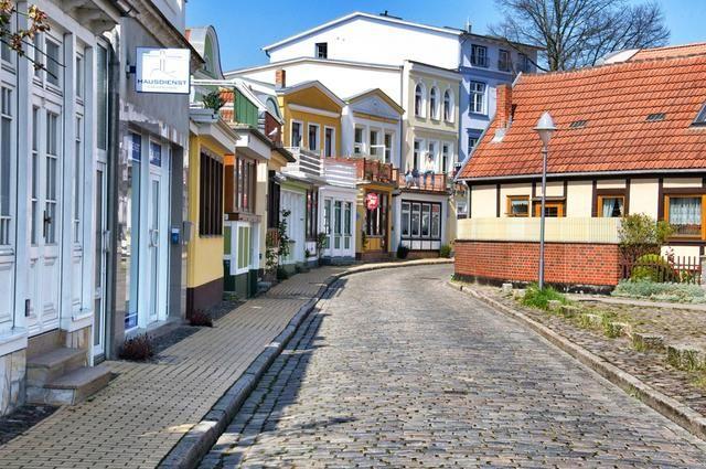 Property with wi-fi in Rostock-seebad warnemünde