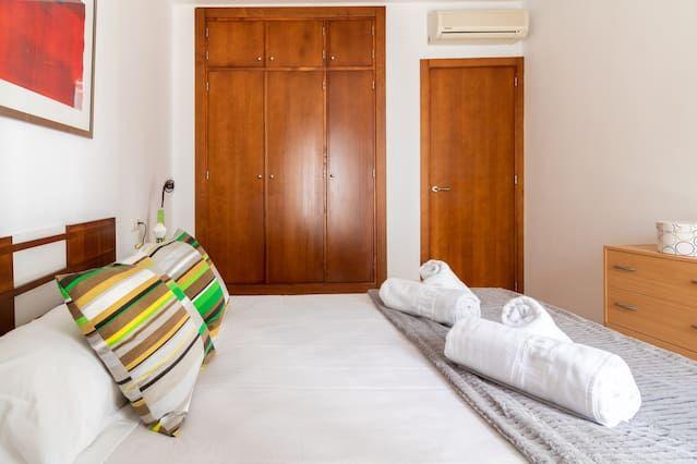 Apartamento de 58 m² de 1 habitación