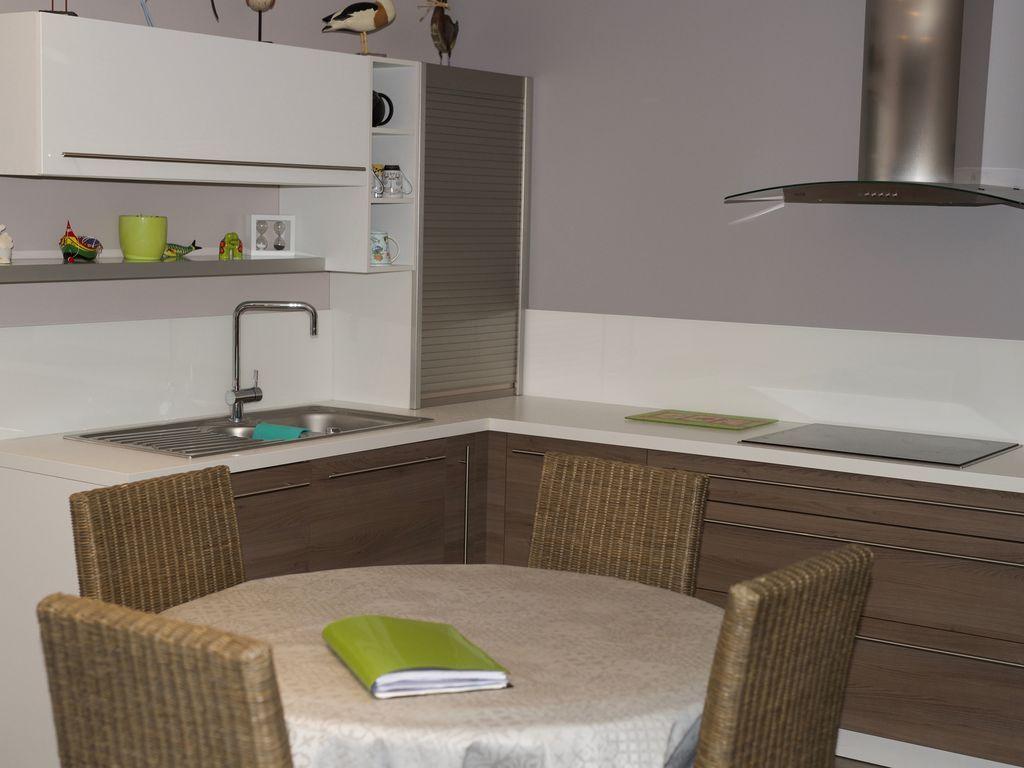 Apartment für 2 Gäste mit inklusive Parkplatz