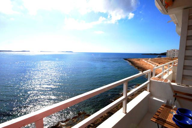Apartment in Ibiza with 2 rooms