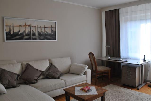 Wohnung für 1 Gast mit 1 Zimmer