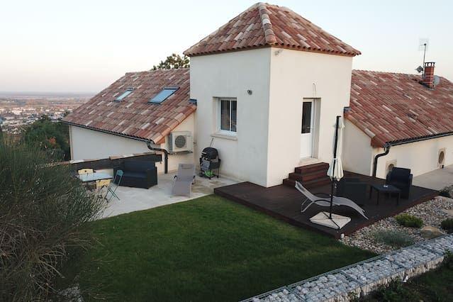 Residencia en Beaune de 2 habitaciones
