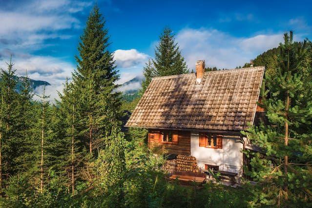Alojamiento provisto en Zgornje jezersko