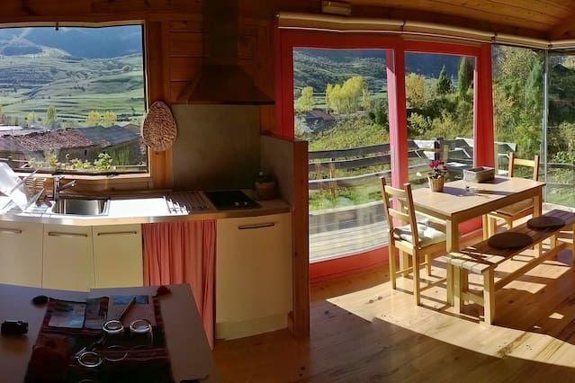 Ideal apartamento con jardín