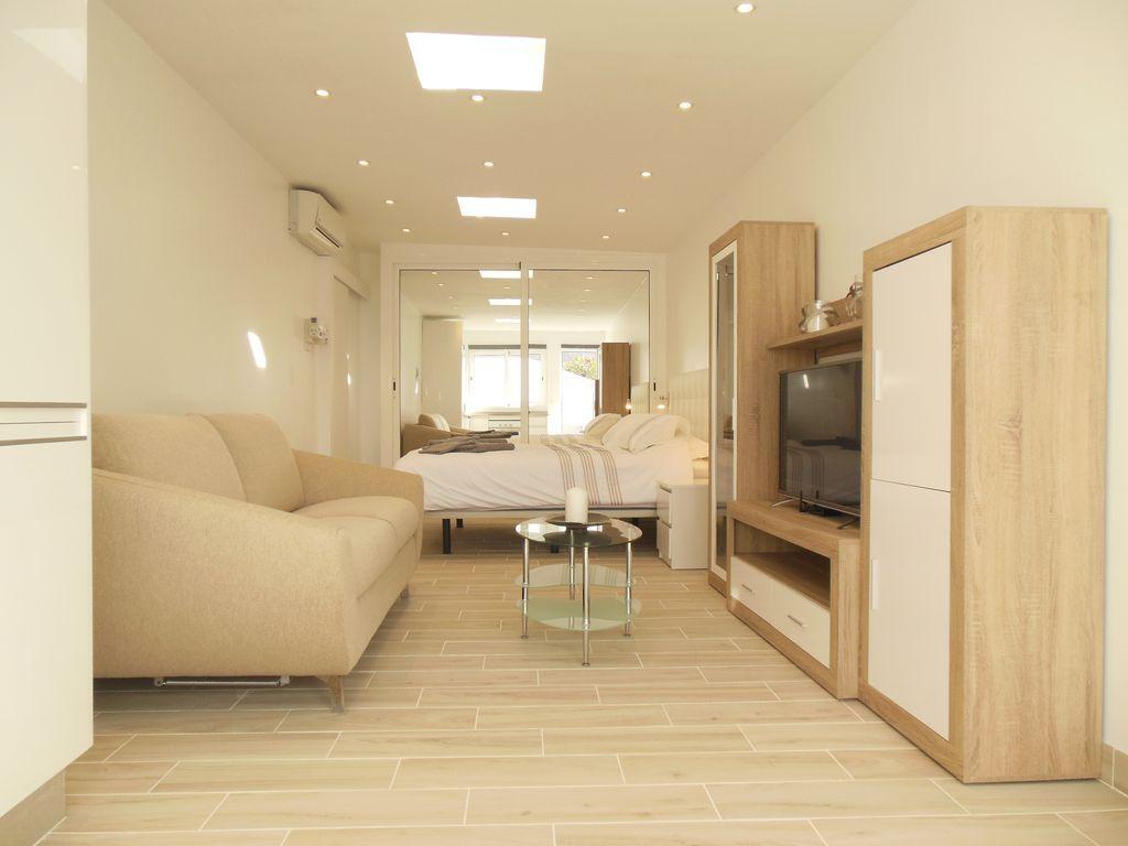 Appartement de 60 m² à 1 chambre