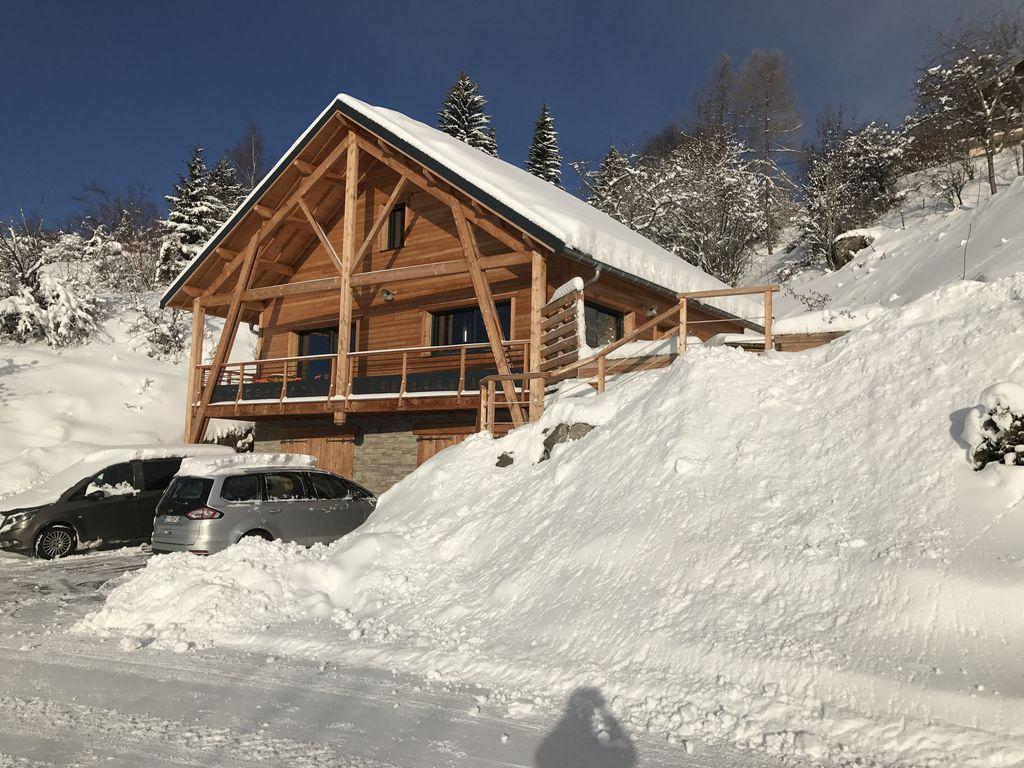 Alojamiento para 6 personas en Saint michel de chaillol