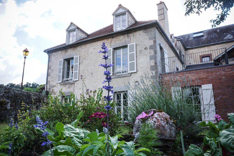 Residencia familiar en Moutier-d'ahun