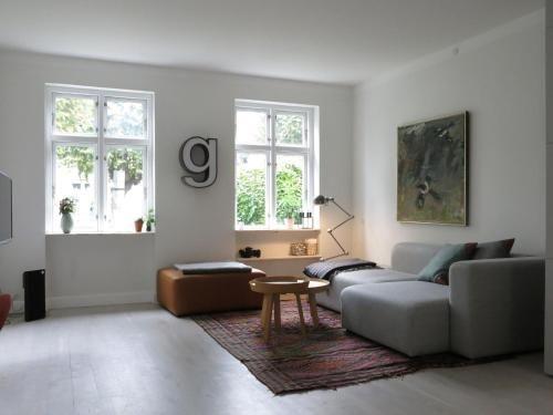 Appartement avec 1 chambre à Copenhagen