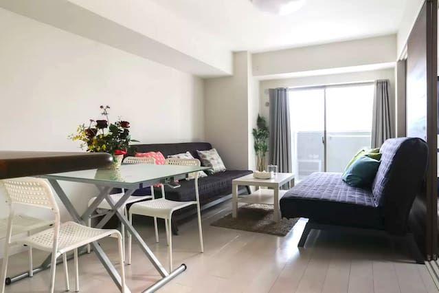 Apartment in Kioto for 9 guests