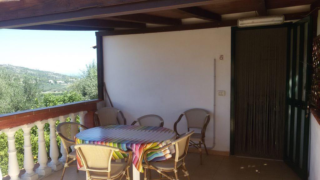 Residencia para 6 huéspedes en Peschici
