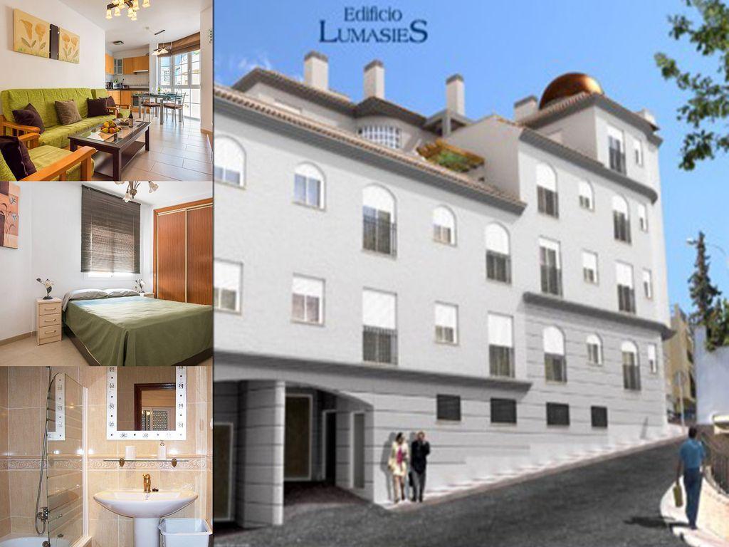 Apartamento estupendo con Ascensor y Internet en Torremolinos