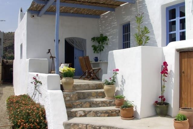 Alojamiento en Nijar de 2 habitaciones