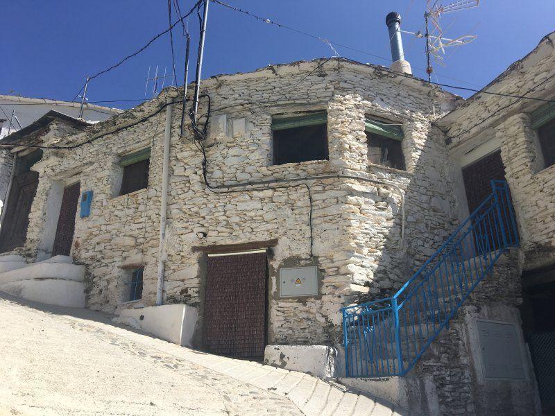 Vivienda de 3 habitaciones en Trevelez