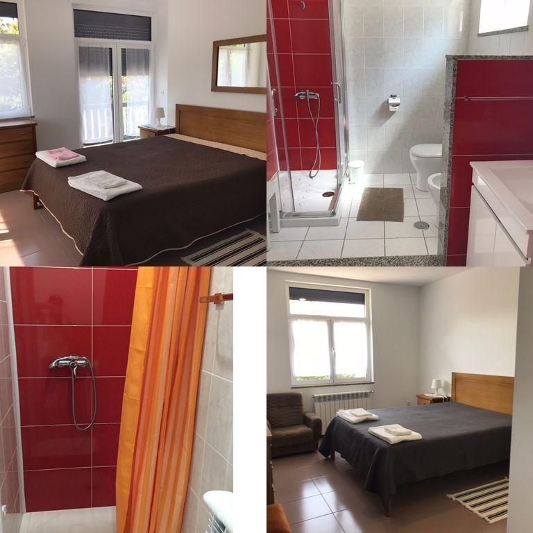 Dotado alojamiento de 2 habitaciones