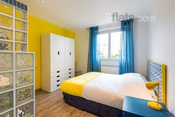 Alojamiento acogedor en Lyon con  Wifi