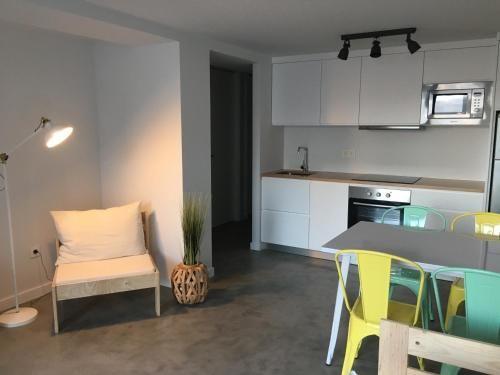 Ferienwohnung mit 1 Zimmer und Wi-Fi