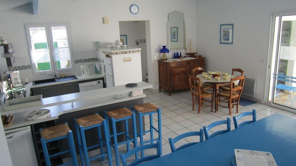 Residencia en Charente-maritime para 12 personas