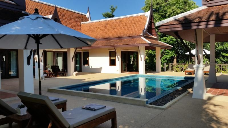 Hideaway villa with private pool