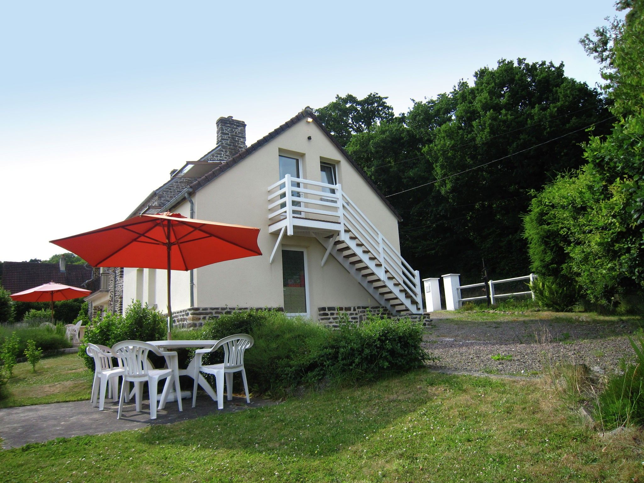 Hébergement de 52 m² à Lower normandy, calvados