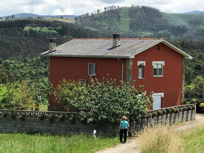 Residencia en Campos y salave de 4 habitaciones