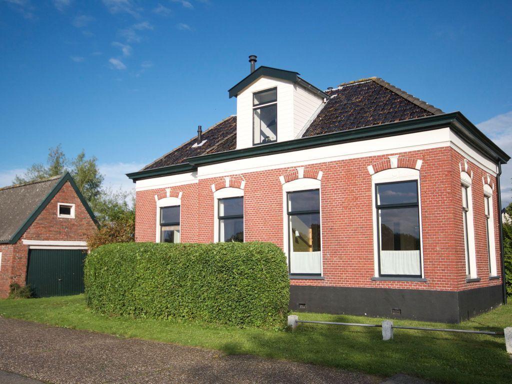 Casa unifamiliar, santuario de focas, marismas, excursión Schiermonnikoog