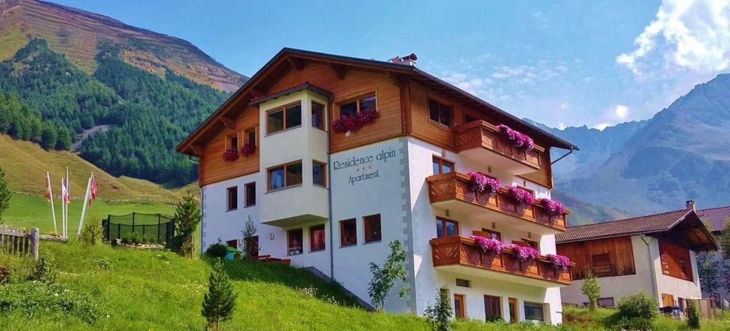 Ferienwohnung für 2 Gäste in Graun im vinschgau
