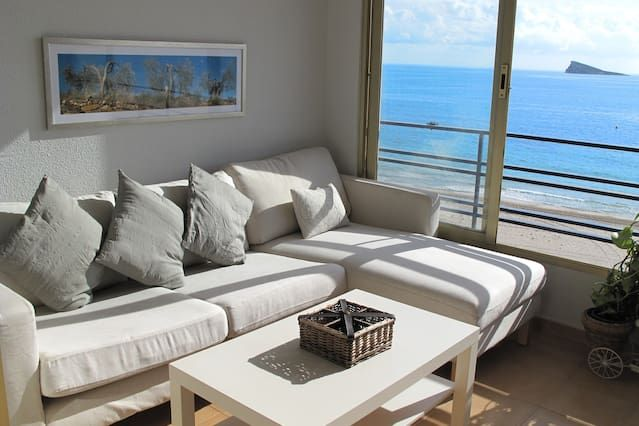 Cozy Apartment on the Beachfront