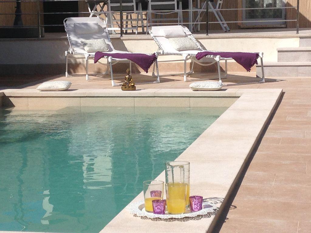 Vivienda de 120 m² con piscina
