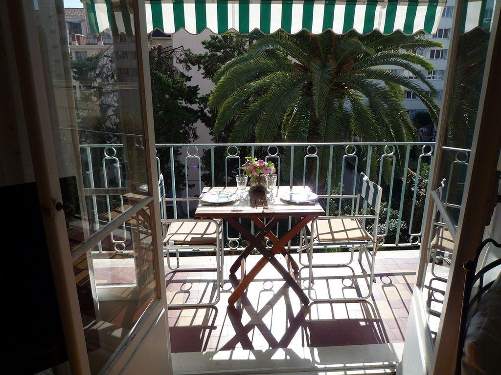 Logement pour 4 PAX à Nice