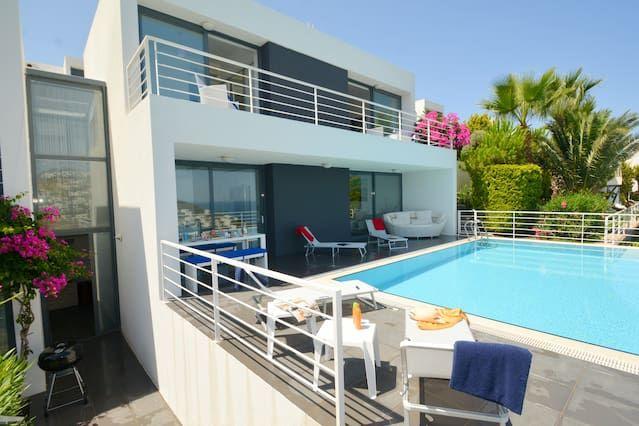 Alojamiento familiar de 150 m²