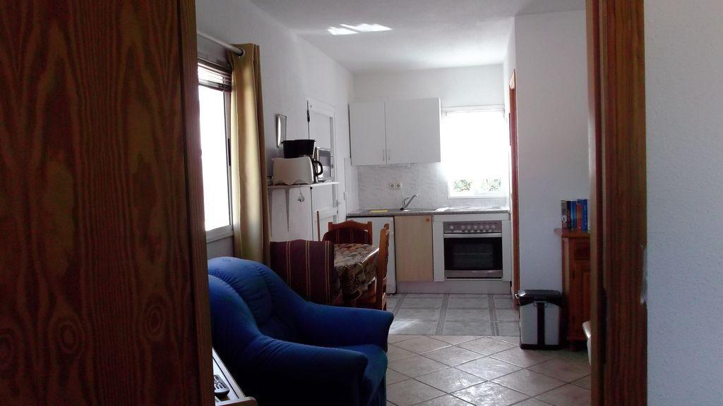 Wohnung in Granadilla mit 1 Zimmer